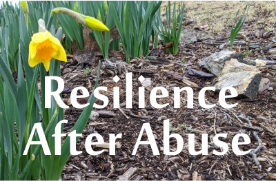 Resilience after abuse