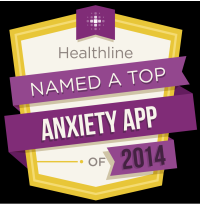 Healthline Named a Top Anxiety App of 2014