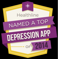 Healthline Named a Top Depression App of 2014