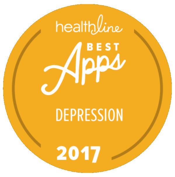 Healthline Best Apps Depression 2017
