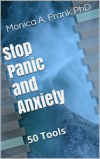 Kindle book! Stop Panic and Anxiety: 50 Tools
