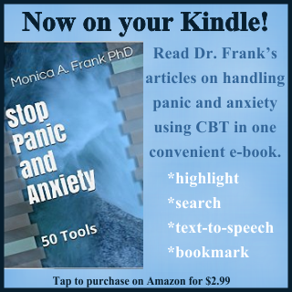 Kindle book Stop Panic and Anxiety: 50 Tools by Excel At Life purchase $2.99 on Amazon